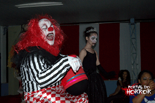 Dark Circus Personagem